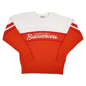 Tampa Bay Buccaneers 90s Cliff Engle Sweater